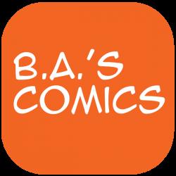 B.A.'s COMICS